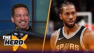 Chris Broussard on what to expect from Kawhi and LeBron after the 2018 NBA Playoffs | THE HERD