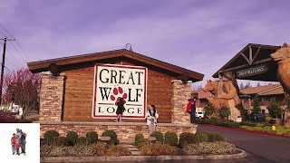 Great Wolf Lodge House Club Crew & Ginger Bread House
