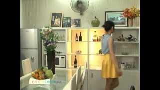 Nội thất cho nhà nhỏ - Vui Sống Mỗi Ngày [VTV3 - 05.07.2012]