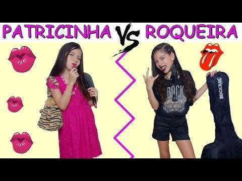 PATRICINHA VS ROQUEIRA
