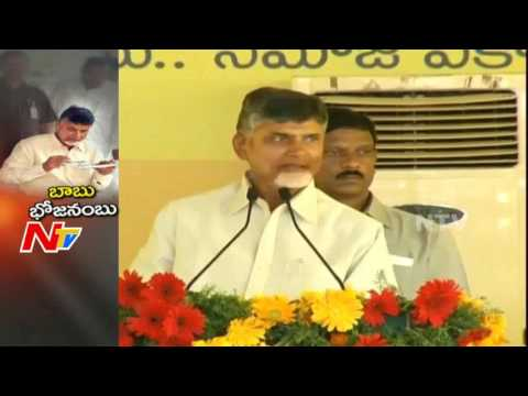 TONGUE is greatest enemy: Chandrababu on diet, food habits