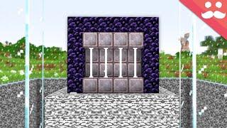 Making the Best Vault in Minecraft