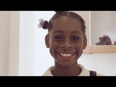 Meet Noel and see what the BSBF dental van means to her Baltimore school (02:56)