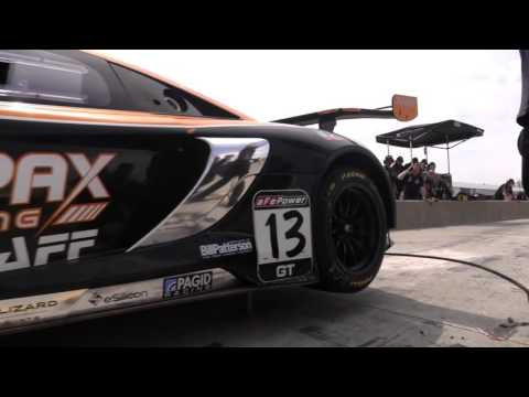 Pirelli World Challenge 2016 Canadian Tire Motorsport Park Highlights
