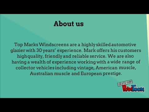 Automotive Windscreen Replacement in Penrith