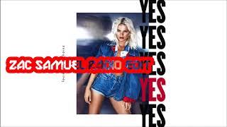 Louisa Johnson - Yes (Zac Samuel Radio Edit)