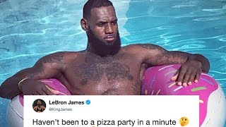 Lebron James Is In No Shape To Return To Lakers