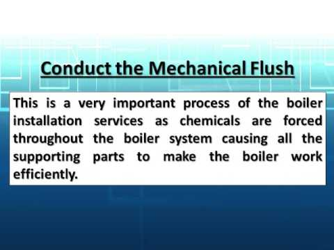 Factors You Need To Consider While Going For Boiler Installation