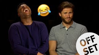 'What do I do with my tongue?!': John Boyega & Scott Eastwood hilariously chat Pacific Rim Uprising