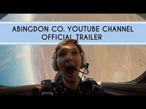 New YouTube Company Channel highlights and empowers Abingdon Customers and other women in adventurous non-traditional industries. Weekly new episodes every Tuesday morning. See the trailer here.