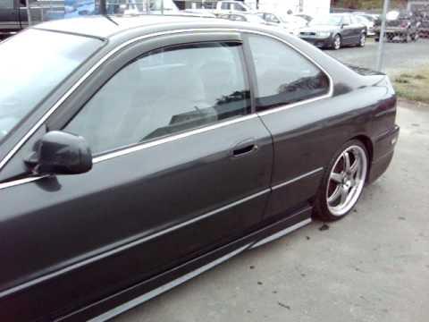 1996 Honda Accord H22 DOHC V-TEC, 5 speed manual, 125,000 miles. 2.2L TURBO Kit