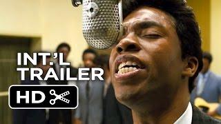 Get On Up International Trailer #1 (2014) - Chadwick Boseman Music Movie HD