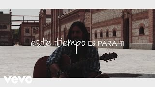 Andrés Suárez - Te Di Vida y Media (Lyric Video)