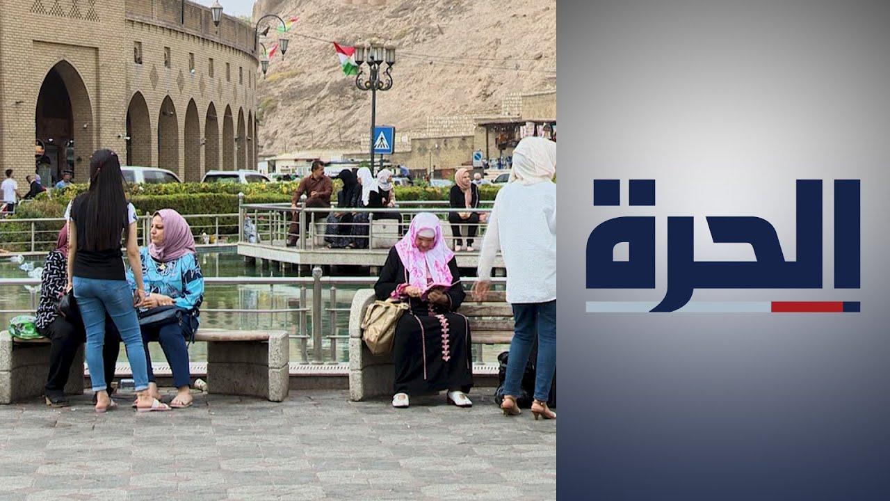 العراقيات يحجزن 97 مقعدا في البرلمان الجديد