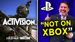 ACTIVISION, PS5 Buys (It's happening)😵 - 12 FREE GAMES, Xbox Event & Forspoken PS5