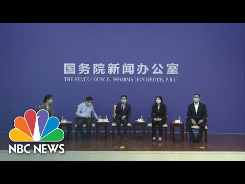 Wuhan Doctors Advise, Warn Western Colleagues Over COVID-19 | NBC News
