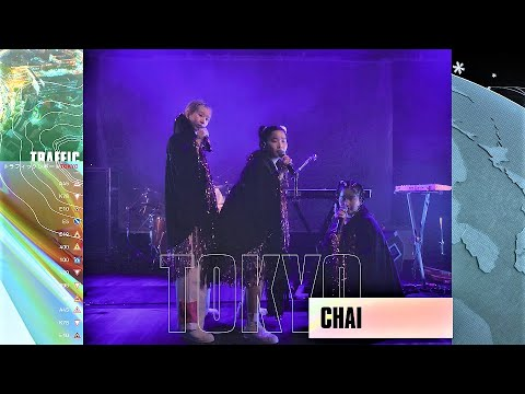 CHAI  - performance on DOUBLE HAPPINESS ❄️❄️