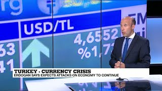 Turkey currency crisis: What can Erdogan do?