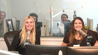 Ryan Surprises Tanya With The World Premiere Of Her Song | On Air with Ryan Seacrest
