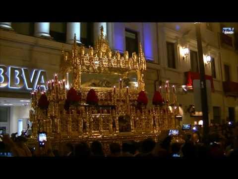 Hermandad del Santo Entierro - Paso del Cristo Yacente 2017 -