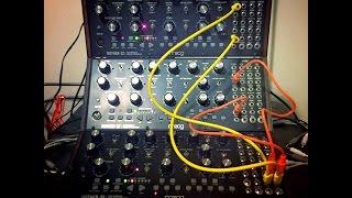 Moog Mother-32 (x3) - Tribute to Seb's Mos-Lab Demo