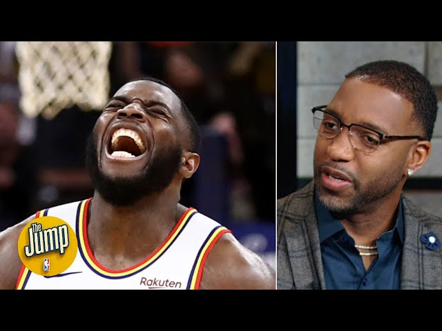 NBA/勇士菜鳥讓T-Mac眼睛都亮了!「我就早知道他有料」