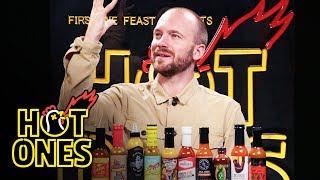 Sean Evans Reveals the Season 10 Hot Sauce Lineup   Hot Ones