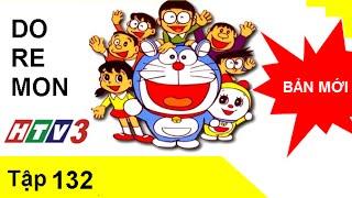 Phim hoạt hình Doremon Tiếng Việt HTV3 Tập 132 - Bí Mật của Doremi + Thần Hộ Mệnh Tí Hon