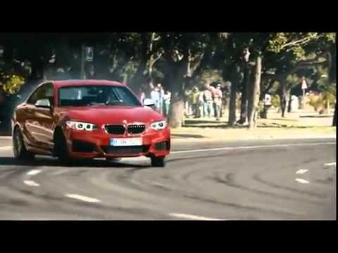 Best Car Commercial Ever ! BMW M325i Drift