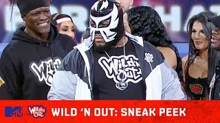 WWE's Carmella & R-Truth & Jersey Shore's Vinny & Ronnie Take Over  🙌 | Wild 'N Out