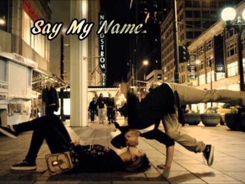 Say My Name - Adien Lewis.