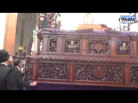 Procesión Extraordinaria del Señor Atado a la Columna de Hinojos