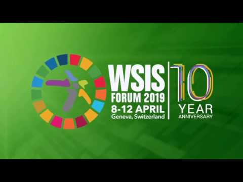 HoryouToken First Digital Currency for Inclusion Advancing the UN SDGs presented by Yonathan Parienti, Founder and CEO of Horyou at WSIS Forum 2019