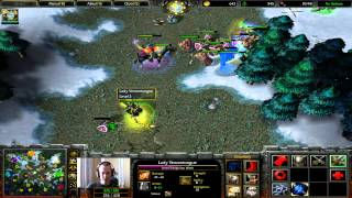 Warcraft 3 - 659 4v4 RT)