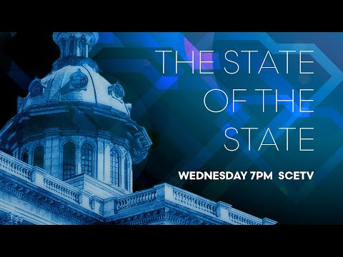 screenshot of youtube video titled Governor's State of the State Address