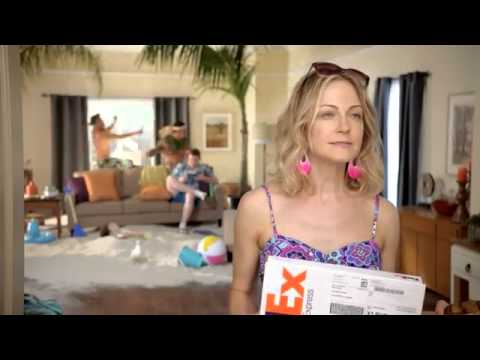 "FedEx - ""Beach"" (BBDO New York)"