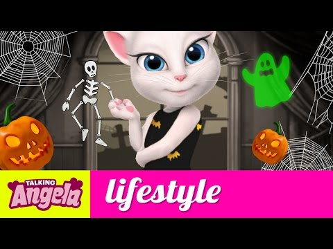 Talking Angela - Five Things I Like About Halloween