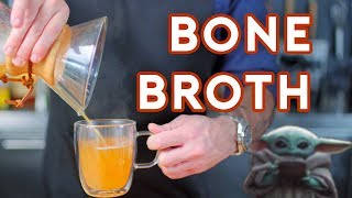 Binging with Babish: Bone Broth from The Mandalorian