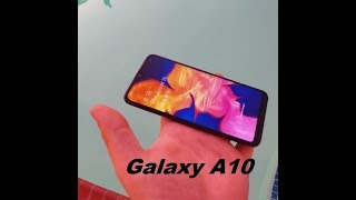 Samsung Galaxy A10 Water test? Water resistant?