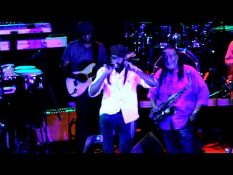 Tarrus Riley live concert Costa Rica 15.06.12 RUFF & TUFF TV