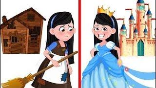 The Incredibles 2 Cartoon English - Cinderella