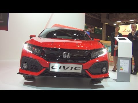 @Honda #Civic 1.5 i-VTEC Sport Plus (2017) Exterior and Interior in 3D