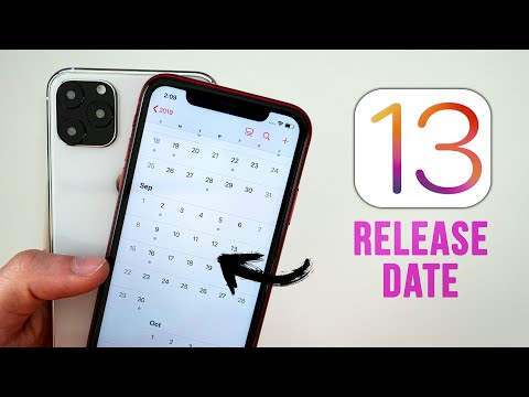 iOS 13 - Final Release Date & How to Update from Beta