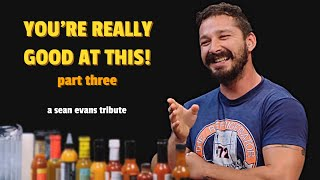 Even More 'Hot Ones' Guests Impressed by Sean Evans' Questions (Seasons 9-10)