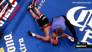Canelo Alvarez vs James Kirkland [HIGHLIGHTS]
