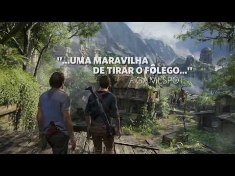 Uncharted Trailer