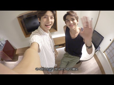 [N'-52] NCT in SMTOWN OSAKA #2 - The Roommates Part 1 _ TT/KJ/LR