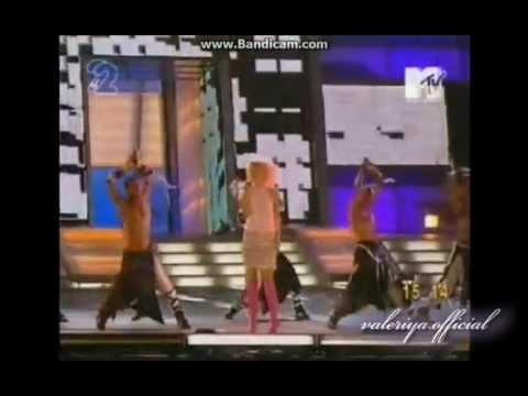 Валерия - Черно-белый цвет. Золотой Граммофон 2004