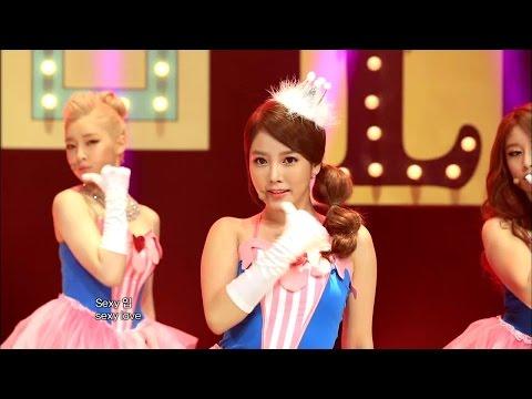 【TVPP】T-ara - Sexy Love, 티아라 - 섹시 러브 @ Comeback Stage, Show Music core Live