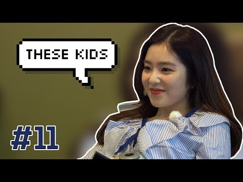 Red Velvet Irene - What are you doing? (absurd moments) #11